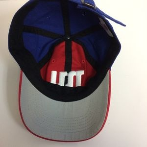 72376e25 NY Giants NFL Team Apparel One Size Adjustable Hat